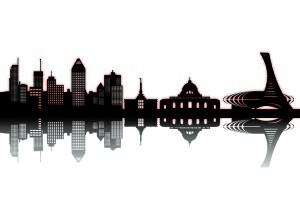 Montreal Vector - JPEG